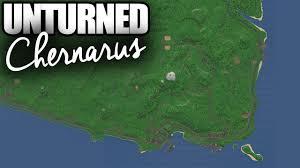 Dayz Maps Dayz In Unturned Map Showcase Chernarus Remake Youtube