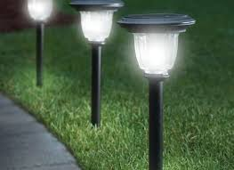 flood lights extension pole imperial bulb series single black hommum