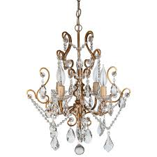 Crystal And Gold Chandelier Best 25 Gold Chandelier Ideas On Pinterest Modern Chandelier