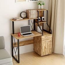 combin bureau biblioth que bureau bibliothèque ordinateur combiné bureau dans bureaux d