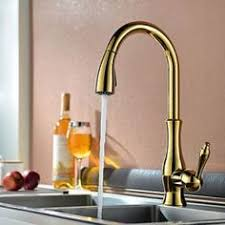 the different types of kitchen faucets for 2015 kitchentoday 2016 premium commercial pre rinse golden pull down kitchen faucet