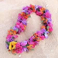 hawaiian leis bougainvillea hawaiian flower lavahut