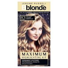 silver hair frosting kit hair lightener hair colourants superdrug