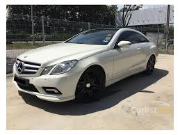 mercedes e class 350 amg mercedes e350 2009 in selangor automatic white for rm 139 800
