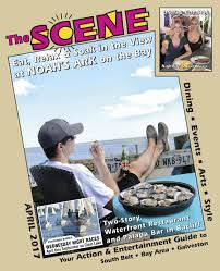 the scene magazine april 2017 front to back by the scene