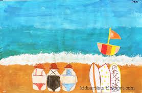 kids artists