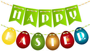 happy easter egg streamer png clip art image gallery