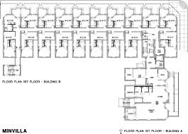 home floor plans knoxville tn knoxville tennessee minvilla manor historic rehabilitation hud user