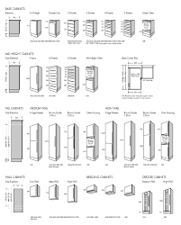 standard kitchen cabinet sizes chart in cm kitchen cabinet dimensions home decor and interior design