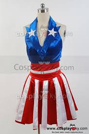 halloween costumes captain america the avengers captain america dress costume halloween cosplay