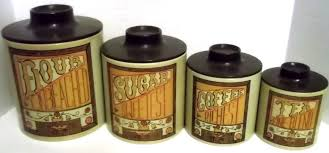 vintage metal kitchen canisters farmhouse kitchen canisters vintage metal kitchen canisters
