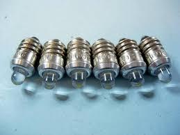 222 60 lumens led bulb pack of 6