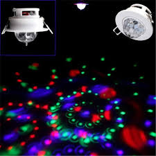 Rotating Disco Ball Light New Arrival Ceiling Stage Light Rgb Light 3w Led Rotating Stage