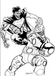 cyborg vs cyborg superman by guinnessyde on deviantart