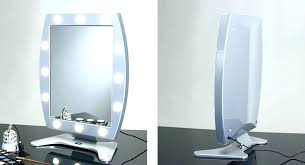 best rated lighted makeup mirror wall mounted magnifying mirror with light wall mounted lighted
