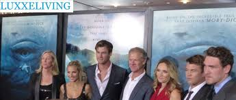 in the heart of the sea new york red carpet premiere