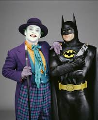 best batman halloween costume batman michael keaton joker jack nicholson the joker