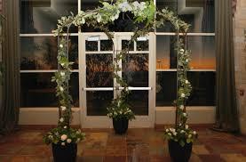 indoor wedding arch indoor wedding party sparkle pop