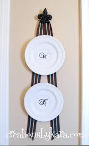 Decorative Hanging Plates Amazing Hang Decorative Plates On Wall A New Decorative Plate Diy