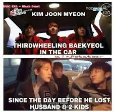 Third Wheel Meme - junmyeon forever the third wheel on we heart it