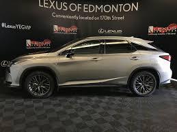 new 2017 lexus rx 450h 4 door sport utility in edmonton ab l13452