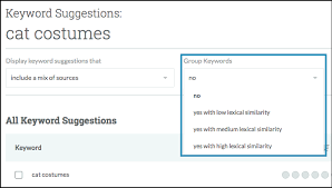 Related Keywords Suggestions For I - guide to keyword suggestions with moz s keyword explorer moz help hub