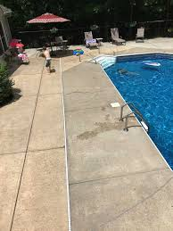 Stain Existing Concrete Patio by How To Properly Stain Your Concrete Patio The Washington Post