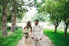 wedding venues in boise idaho josh a garden wedding in idaho greener