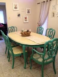 Painted Dining Room Chairs Furniture Flip Uniting A