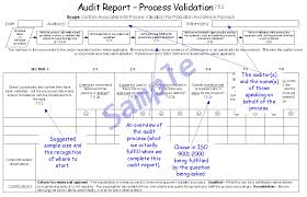 template for audit report audit report 44392224 png loan application form
