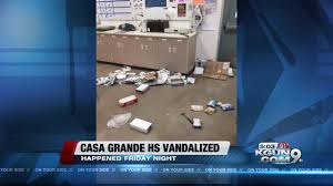 casa grande union high school yearbook investigating a in and vandalism at casa grande union