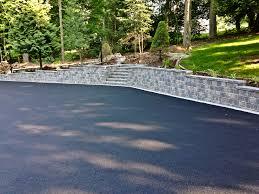 masonry asphalt brick paving contractor rye new york retaining