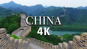 the great wall of china in 4k dji phantom 4 youtube