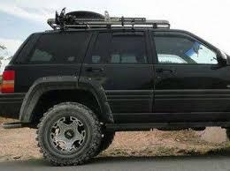 1997 jeep grand accessories jeep grand fender flares 1993 2017 partcatalog com