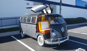 volkswagen minibus 2016 cortland finnegan u0027s back to the future vw bus for sale