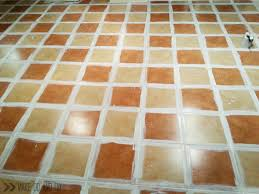 painted tile floor no really do and diy