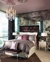 Feminine Bedroom Feminine Bedroom Design With Leather Bed Furniture Home Interior