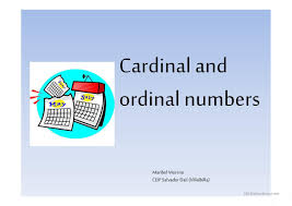 2 free esl cardinal and ordinal numbers powerpoint presentations