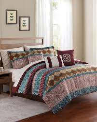 10 drexel bed in a bag comforter set print comforters