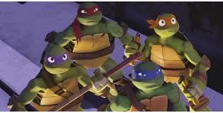 teenage mutant ninja turtles picked bandana colors