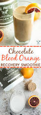 Vital Proteins Collagen Chocolate Blood Orange Recovery Shake