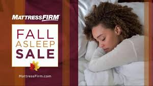 mattress firm black friday mattress firm fall asleep sale tv commercial u0027it u0027s bogo 50