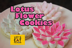 lotus flower cookies percy jackson let u0027s eat fiction youtube