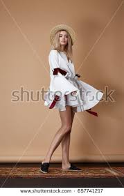 model dress poses short wearing stock images royalty free images
