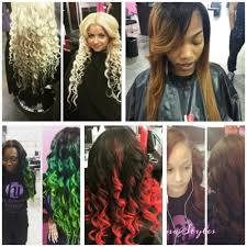 Great Lengths Hair Extensions San Diego by Foreign Lengths Hair Extensions 525 W Broadway Ave Near North