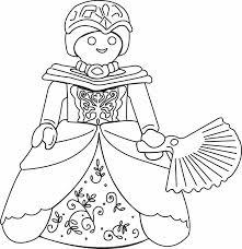 Coloriage Princesse 123 dessins à imprimer et à colorier  Page 8