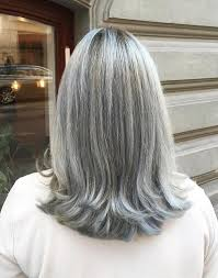 straight wiry hair hair cuts 60 gorgeous hairstyles for gray hair