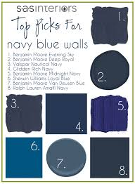 Valspar Nautical by Top Paint Picks For Navy Blue Walls Jenna Burger