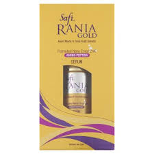 Serum Safi Rania Gold safi rania gold serum 20ml tesco groceries