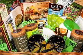 vegan gift baskets vegan gift basket balanced grettie